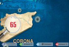 Photo of Li herêmên hikûmeta Şamê 65 kesên din bi Coronayê ketin