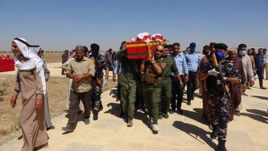 Photo of Leşkerê Erka xweparastinê Esad Elî li Til Hemîsê hat oxirkirin