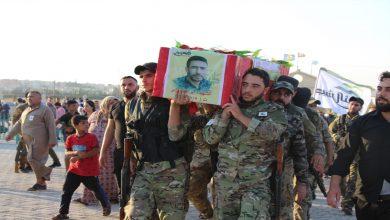 Photo of Şehîd Îbrahîm Reşo li Minbicê hat oxirkirin