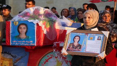 Photo of Şervana Meclisa Leşkerî ya Minbicê Alaa Selama li Minbicê hat oxirkirin