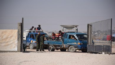 Photo of Beşa yekemîn a malbatên koçber gihaşt kampa Serê Kaniyê