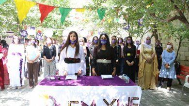 Photo of TJA'yê li Bakurê Kurdistan, li Wan û Şirnexê dest bi kampayna xwe kir