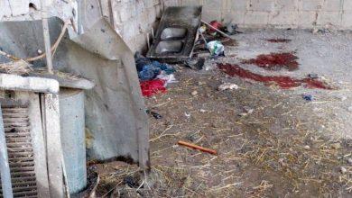 Photo of Li nêzî balafirxaneya Bexdayê ji malbatekê 5 kes hatin kuştin