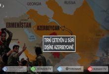 Photo of Erdogan meaş dide çeteyan û wan dişîne Azerbeycanê