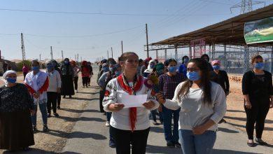 Photo of Yekîtiya Jinên Êzdî yên Efrînê banga dawîkirina sucên li dijî jin û zarokan kir