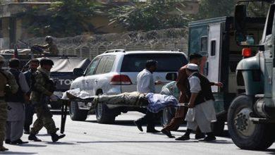 Photo of Efxanistan..Li dijî karwanê cîgerê serok teqînek pêk hat