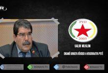 Photo of Salih Muslim: Dewleta Tirk nikare sekeftina Kobanê daqurtîne