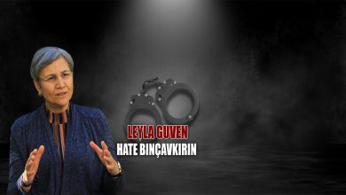 Photo of Leyla Guven li Colemêrgê hate binçavkirin