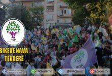 Photo of Meclisa Ciwanên HDP'ê: Yekane çareserî parastina cewherî ye