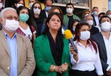 Photo of Pervîn Bûldan: Berpirsê çalakiyên Kobanê AKP'ê ye