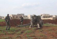 Photo of Çeteyên Tirkiyê baregehên hikûmeta Şamê yên li Idlib û Hemayê bombebaran kirin