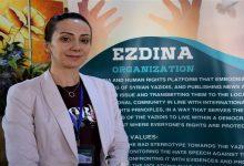 Photo of Saziya Êzîdiyan li bajarê Hesekê panelek li dar xist