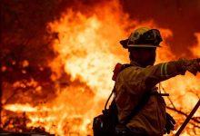 Photo of Li wîlaya Amerîkî Kalîforniya agir bi bêhtirî 4200 hektarî ket û bi sedan mal hatin valakirin