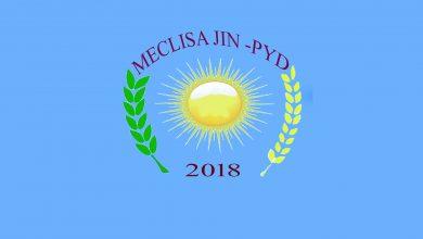 Photo of Meclisa Jinan a PYD'ê amedakariya kongreya xwe ya 2. Dike