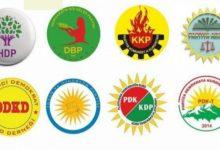 Photo of Partiyên Tifaqa Kurdistanî: Kurd tenê mafê xwe yê rewa dixwazin