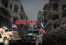 Photo of Alozî di navbera Amerîka û Rûsya de daliqandî maye