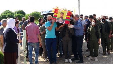 Photo of Şervanê QSD'ê Remezan Demir li Dêrikê hat oxirkirin