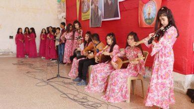 Photo of Li Şehbayê ji bo zarokên Şehîdan şahiyek hat lidarxistin