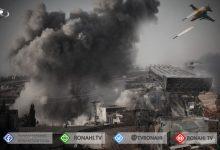 Photo of Idilb..Hêzên hikumetê Şamê bi dijwarî nuqteyên çeteyan topbaran kirin