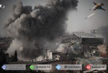 Photo of Idlib..Di encama topbarana hêzên hikumeta Şamê de 4 kes hatin kuştin