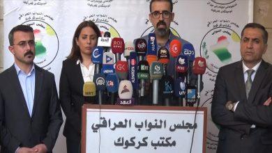 Photo of Parlamenterên YNK: Xwîna her 3 ciwanên Kurd di stûyê hikûmeta Iraqê de ye