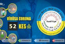 Photo of Li Bakur û Rojhilatê Sûrî 52 kesên din bi Corona ketin