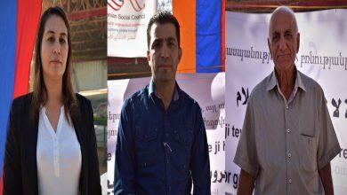 Photo of Ermen û Asûrên Hesekê: Em aştî û aramiyê dixwazin, em şer naxwazin