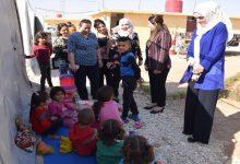 Photo of Desteya Jinan a Bakur û Rojhilatê Sûrî serdana kampa serê Kaniyê kir
