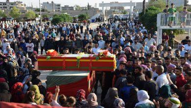 Photo of Enes Sitêf ji aliyê bi dehan şêniyên Qamişlo hat oxirkirin