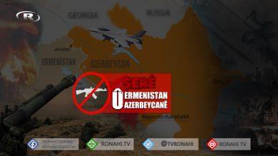 Photo of Amerîka, Azerbeycan û Ermenistan, agirbesteke nû radighînin