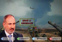 Photo of Ermenistan: Vê demê çareseriyeke dîplomatîk ne pêkan e