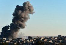Photo of Balafirên Rûsyayê nuqteyên çeteyan li rojavayê Idlibê bombebaran kirin