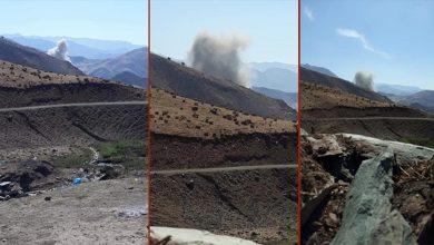 Photo of Balafirên artêşa Tirk gundên navçeya Sîdekan a Biradostê bombebaran kirin
