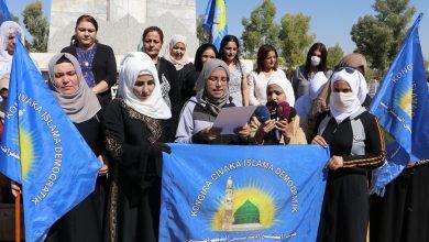 """Photo of """"Êrîşên dewleta Tirk berdewamiya projeya DAIŞ'ê ye"""""""
