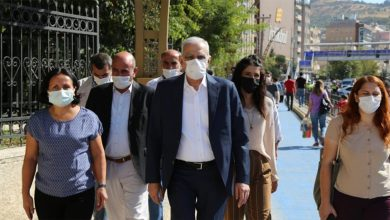 Photo of Ehmed Tirk: Lêpirsîna Kobanê biryarek siyasiye