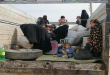 Photo of Li ser daxwaza 35 malbatên Sûrî ew ji kampa Holê hatin derxistin