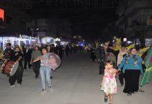 Photo of Xelkên Qamişlo bi meşekê êrîşa Tirkiyê li ser bajarê Dêrikê şermezar kir