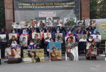 Photo of Endamên TJK-E yê wê çalakiya nobedê ya Azadî ji Ocalan re, dewam bikin
