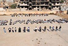 Photo of Xwendekarên navçeya Tirbespiyê vegera li meteryalên hikumeta Şamê red dikin