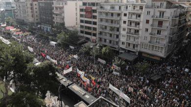"""Photo of Yûnanîstan..Partiya """"Şefeqa Zêr"""" weke rêxistina sûc hat îlan kirin"""